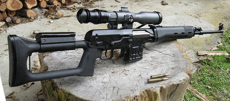 Свд, свдс, свдк: чем различаются модификации снайперской винтовки драгунова