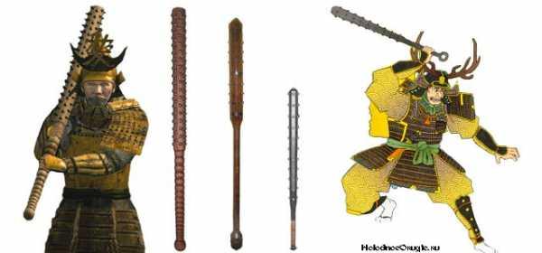 Палица – смертельное оружие древних воинов