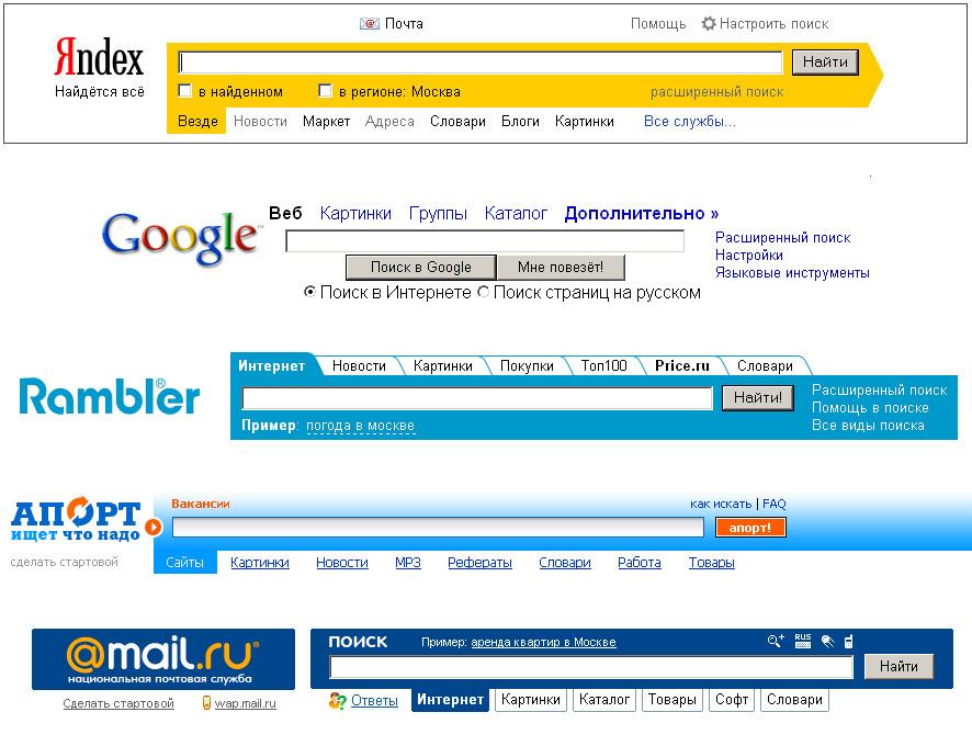 Что такое поисковая система, как работает поиск