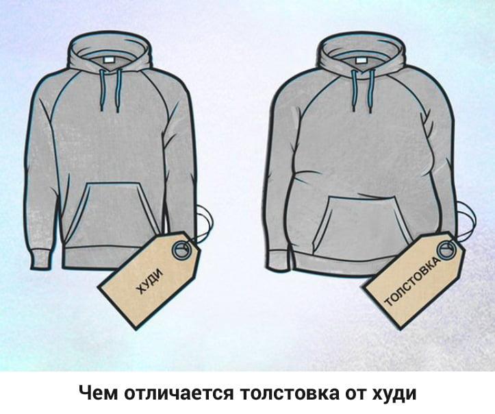 7 советов, как правильно подобрать и с чем носить толстовку | brodude.ru