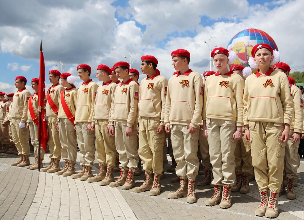 Юнармия - молодежное военно-патриотическое движение, история создания, структура и руководители, цели и задачи, деятельность, символика и численность