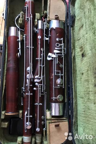 Фагот музыкальный инструмент