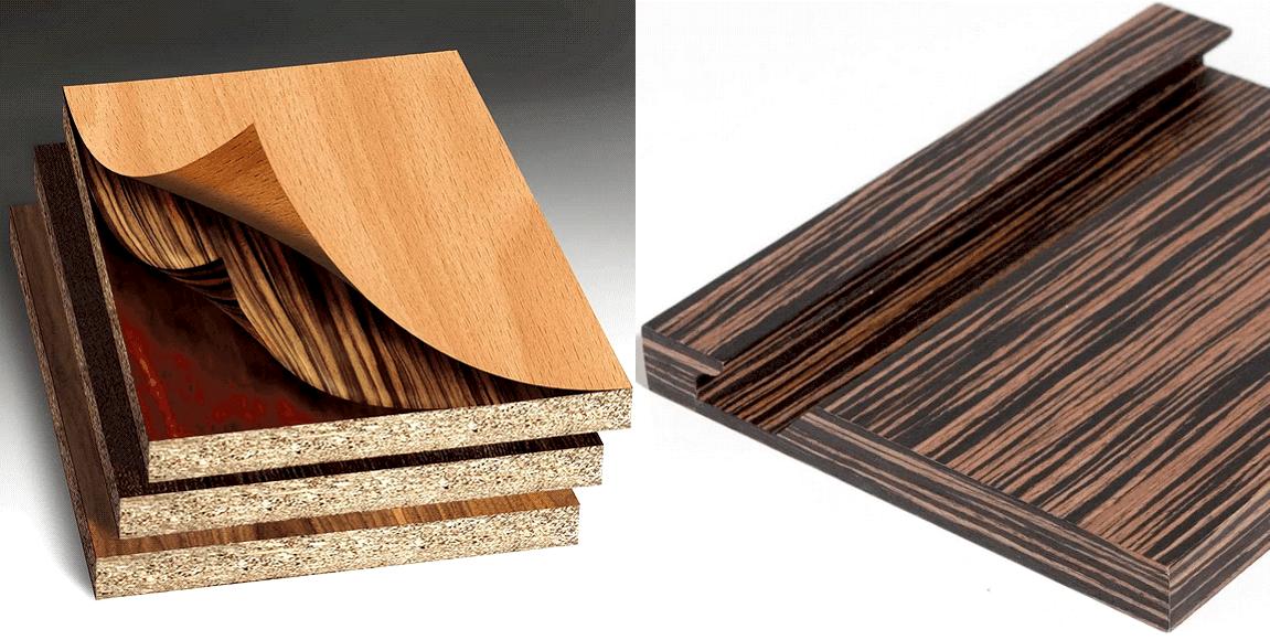 Шпон: что это такое и в каких областях производства применяется материал? шпонированная мебель и виды шпона. как делают искусственный и другой шпон?