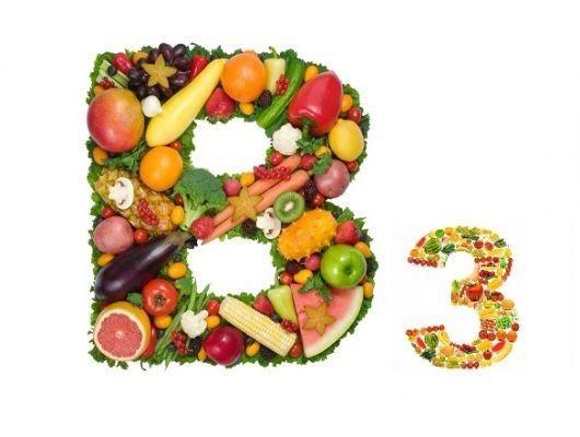 Витамин рр (никотиновая кислота, ниацин) в продуктах