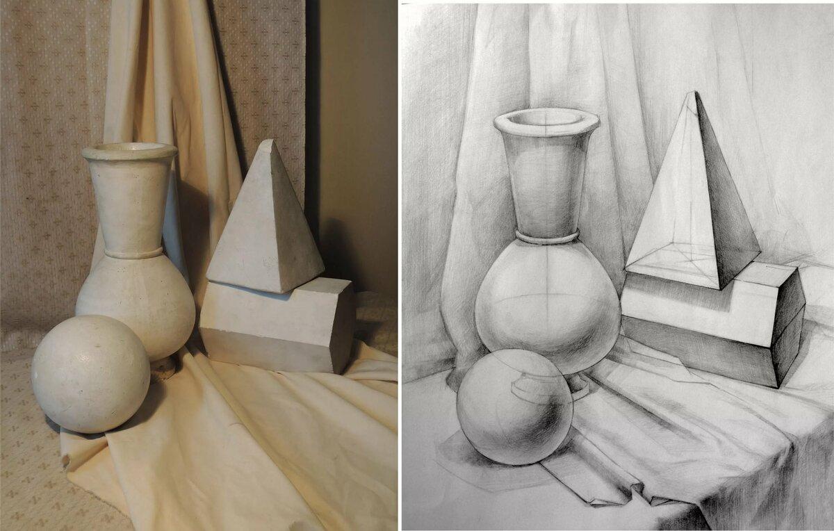 Композиция в рисунке, основы композиции в рисунке и живописи | художник — екатерина желтова