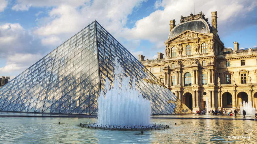 Лувр — википедия