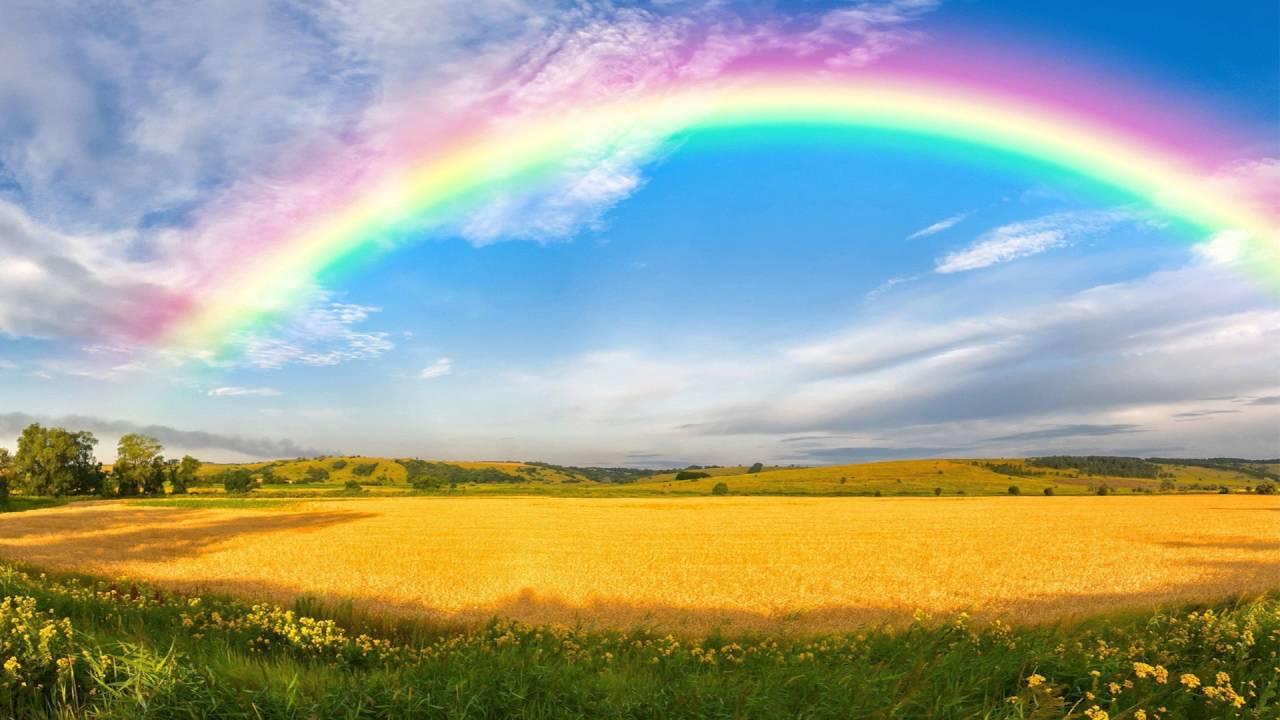Радуга — википедия. что такое радуга