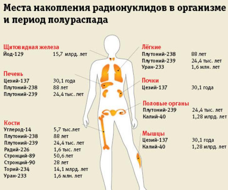 Радиоактивное излучение: что это, его виды, признаки, последствия