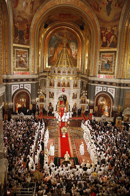 Церковь: определение, употребление термина, признаки по символу веры