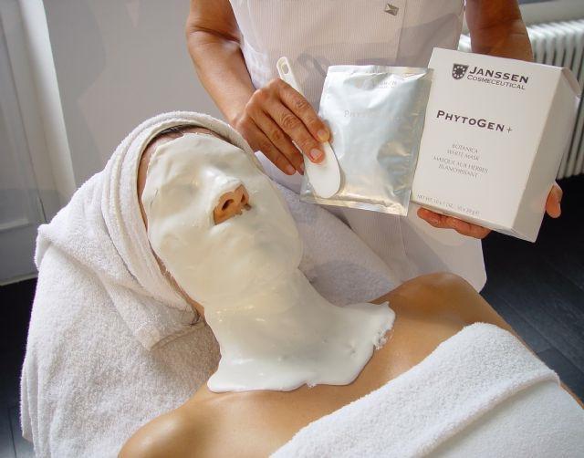 Альгинатная маска – спасительное средство для уставшей кожи