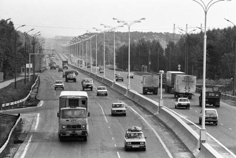 Московская кольцевая автомобильная дорога