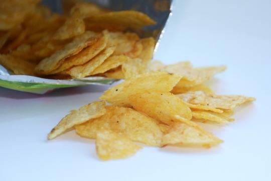 Чипсы: вред или польза, калорийность