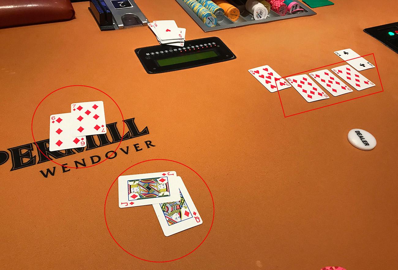 Комбинация стрит в покере - правила составления, примеры в картинках