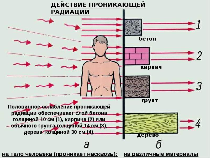 Ионизирующее излучение: альфа, бета, гамма-источники излучения, применение и защита