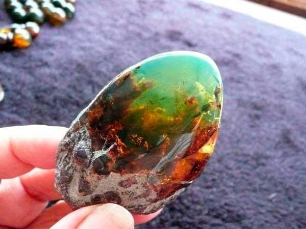 Камень янтарь свойства, значение