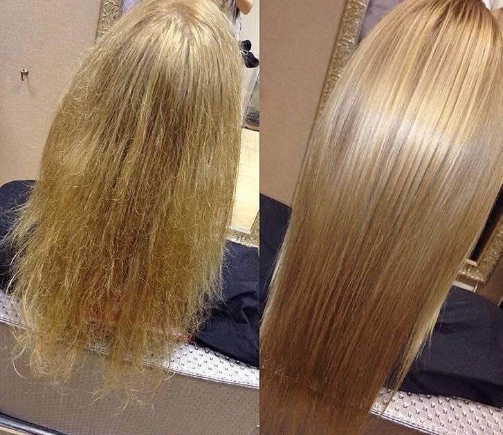 Нанопластика волос – что такое кератиновое лечение волос? средства для нанопластики. нанопластика волос или кератиновое выпрямление – что лучше?