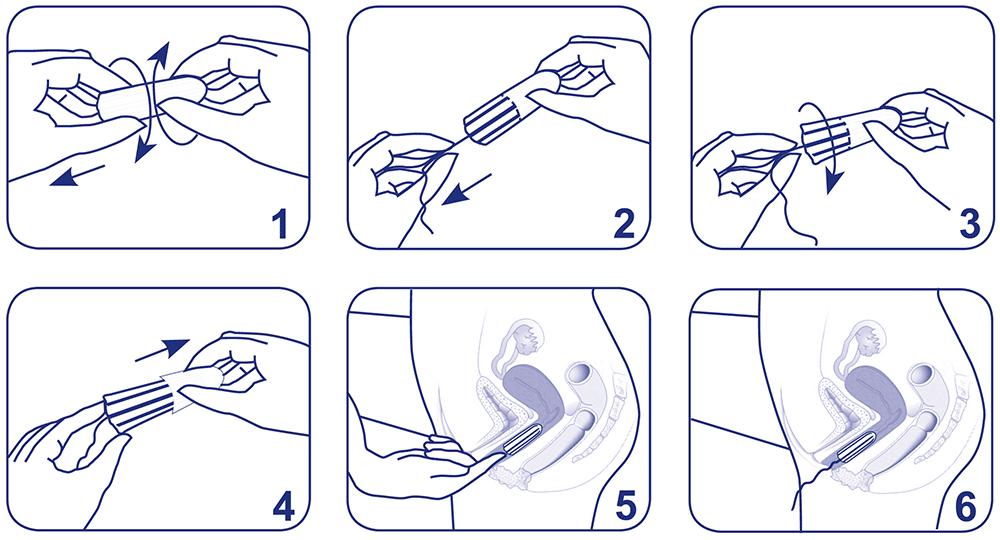 Тампоны или прокладки - что лучше использовать при месячных | o.b.