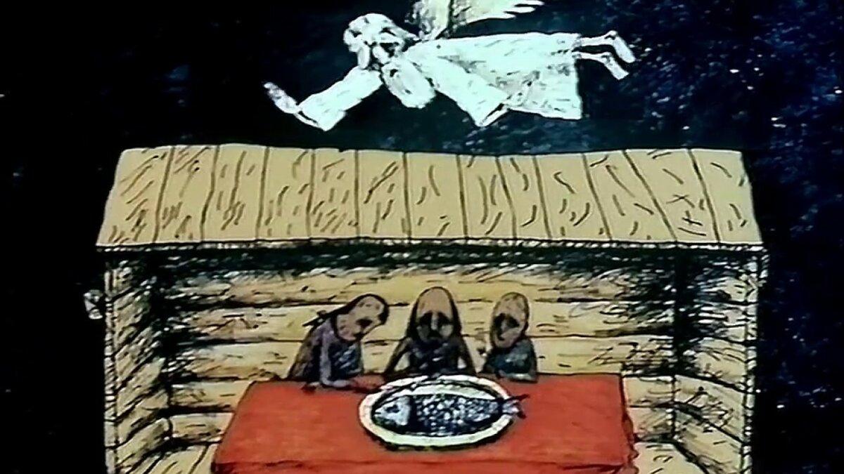 Потец (мультфильм) - вики