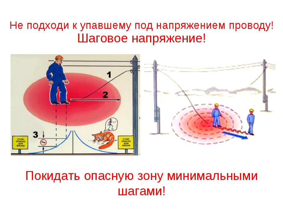 Шаговое напряжение: выравнивание потенциалов и методы защиты (инструкция + фото)
