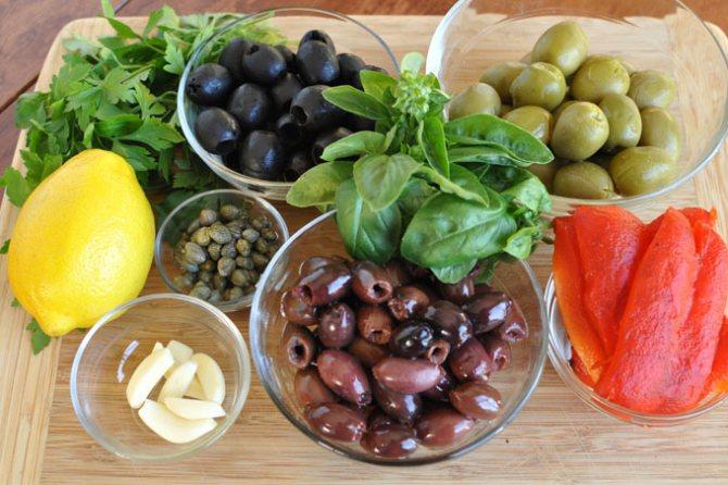Оливки и маслины: полезные свойства, особенности применения