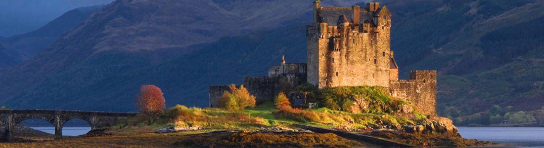Столица шотландии - эдинбург