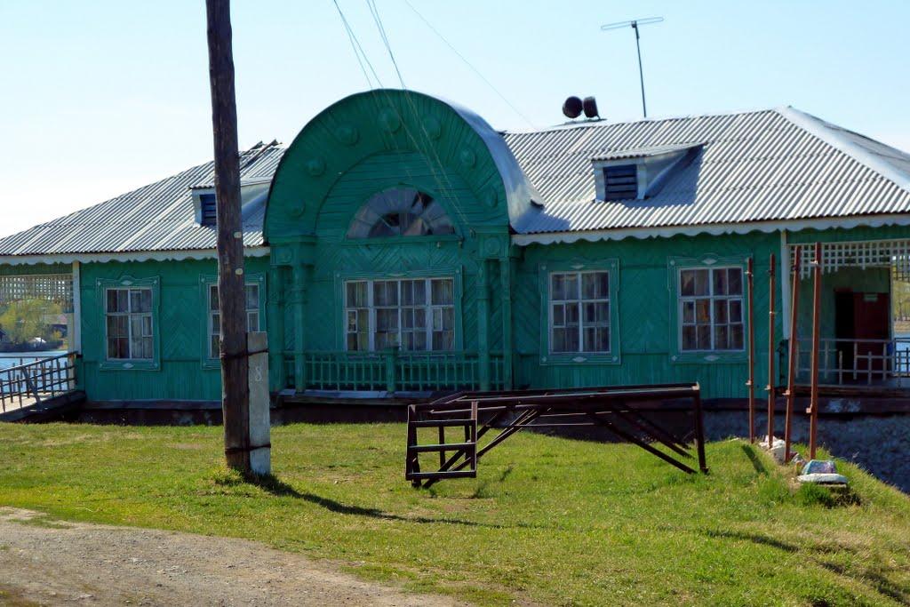 Тура (красноярский край)