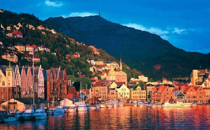 Осло: колоритный портрет норвежской столицы