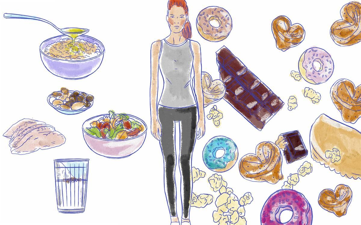 Компульсивное переедание и рпп:  как бороться с этой болезнью самостоятельно