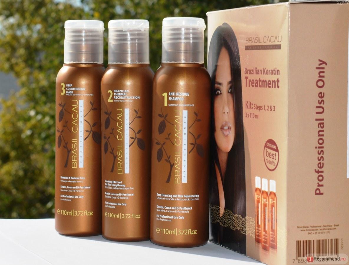 В чем разница между кератиновым выпрямлением и восстановлением волос