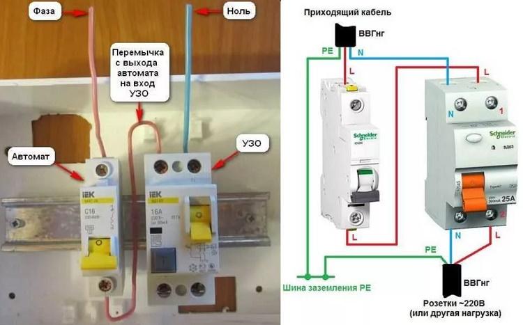 Узо: что это такое в электрике, принцип работы, назначение, маркировка, характеристики, классификация