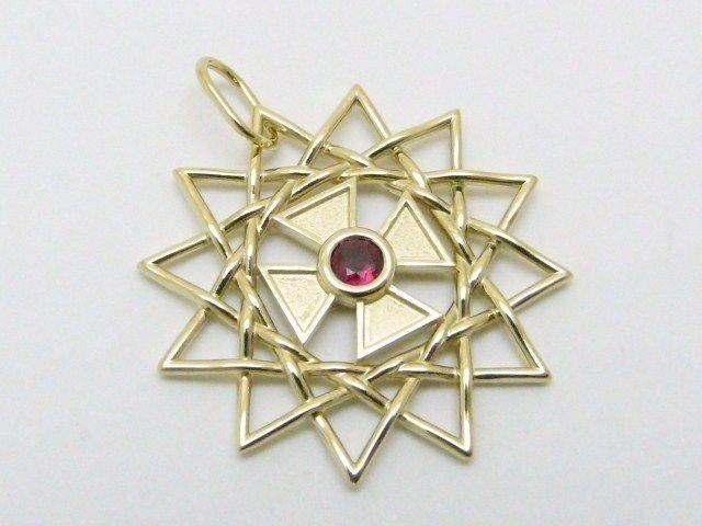 Амулет звезда эрцгаммы - значение, магические свойства, правила использования
