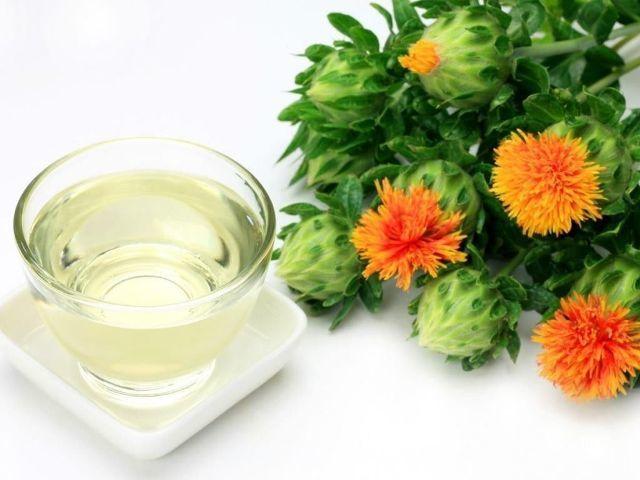 Сафлоровое масло - полезные свойства и противопоказания