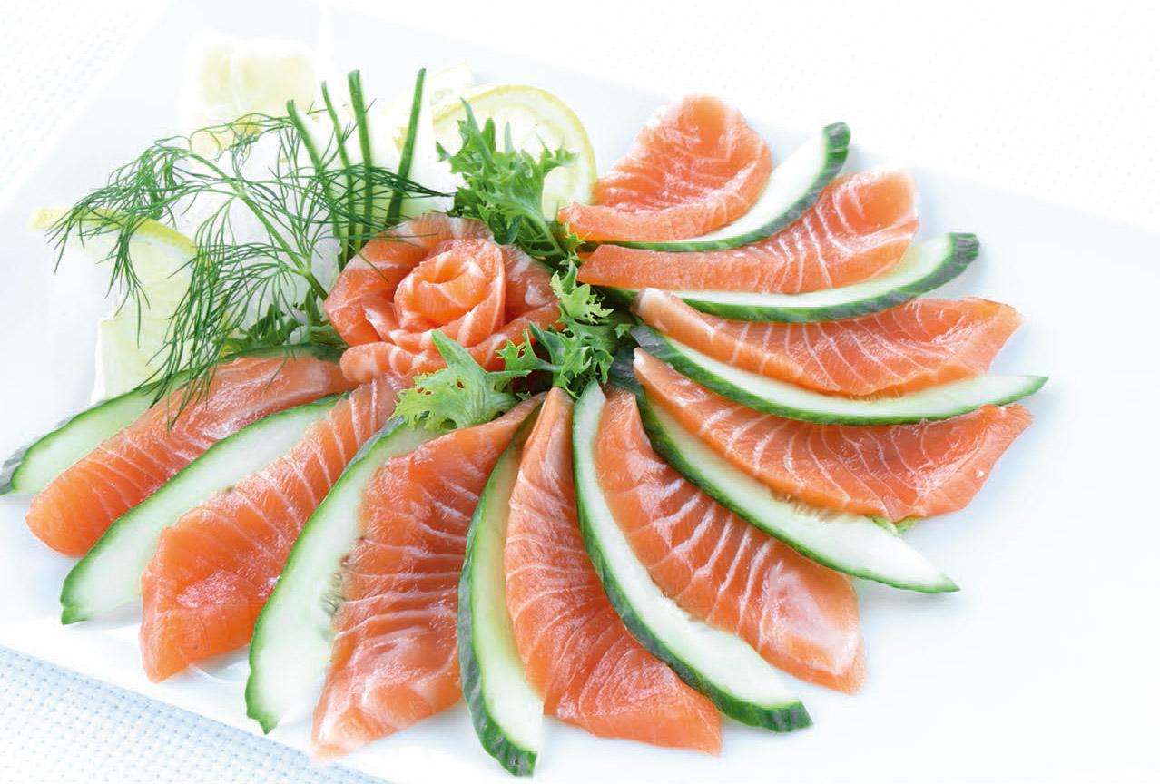 Разница между суши и сашими