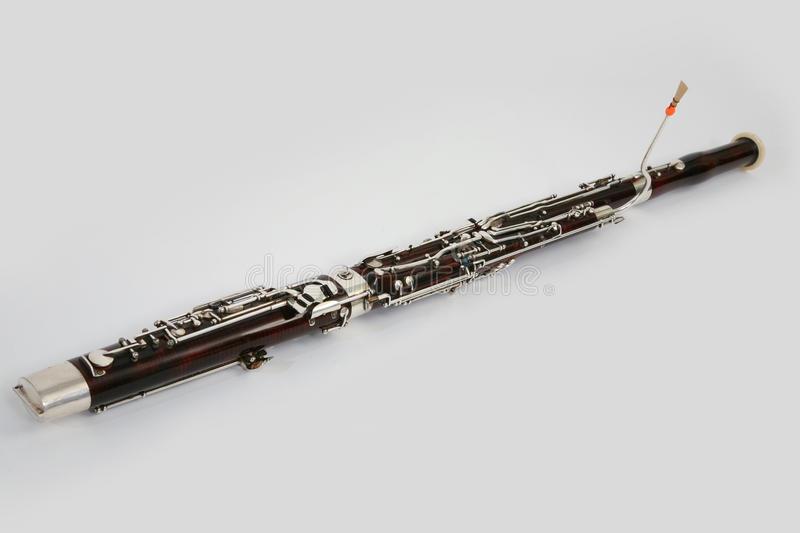 Фагот - музыкальный инструмент