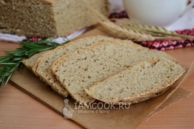 Хлеб цельнозерновой: какой состав, рецепты этого изделия