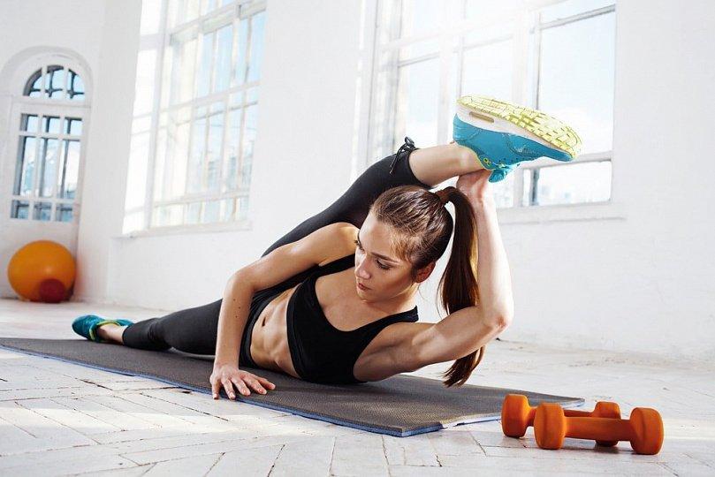 Стретчинг — делаем тело гибким и стройным