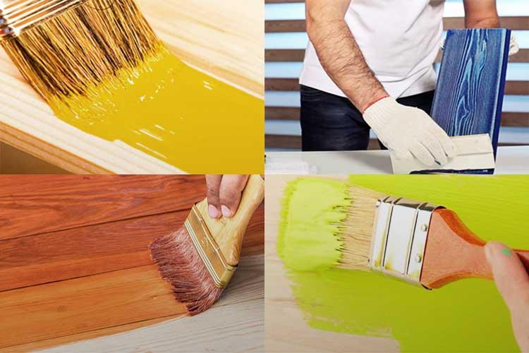 Разнообразие лессирующих красок и их применение. что такое лессирующий состав и где возможно его использование чем закрасить лессирующий состав на лестнице