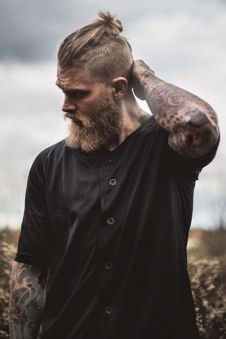 2020 испанка борода
