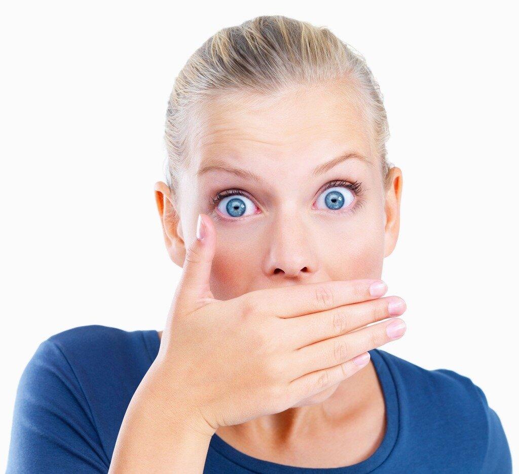 Халитоз - лечение в домашних условиях неприятного запаха изо рта
