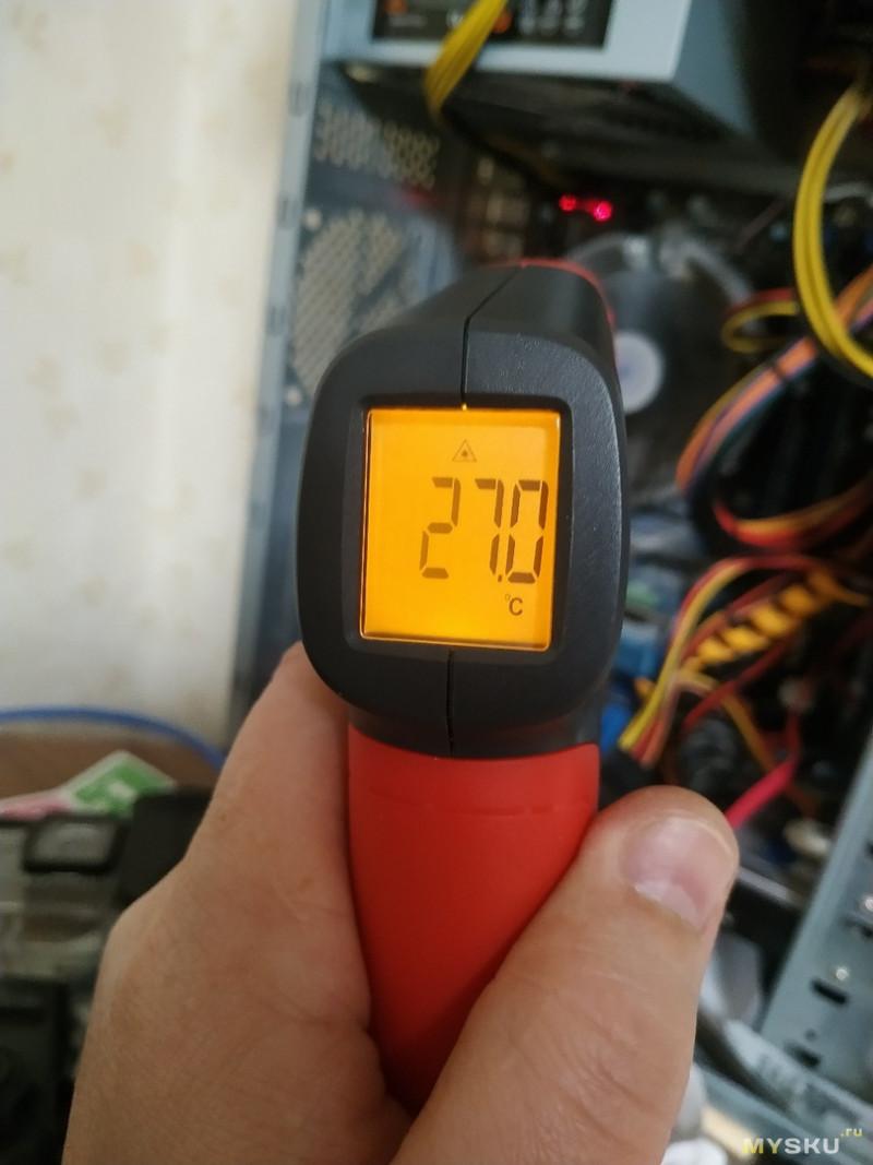 Пирометр — бесконтактный цифровой термометр
