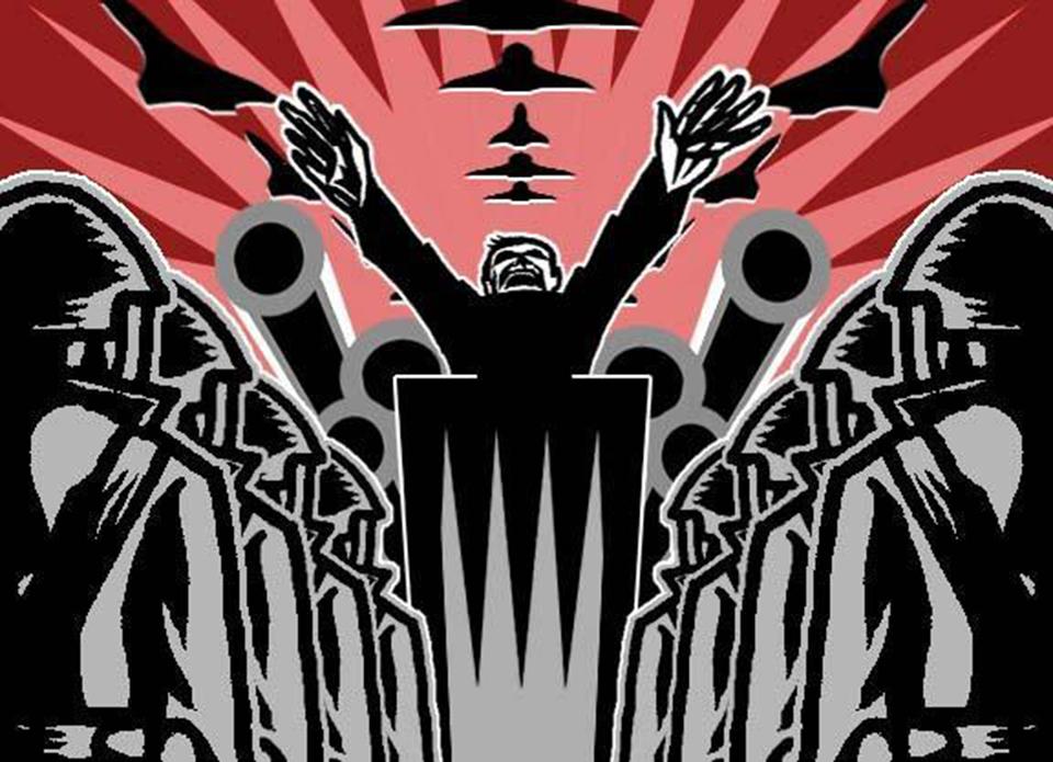 Определение тоталитаризм.  что означает слово тоталитаризм?