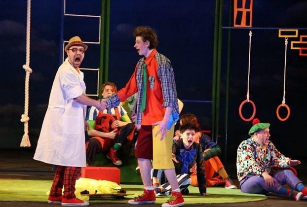 Театр юных зрителей имени а. а. брянцева — википедия. что такое театр юных зрителей имени а. а. брянцева