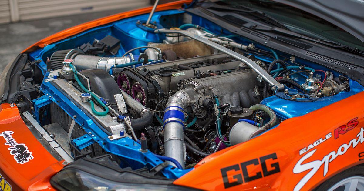 Что такое swap двигателя