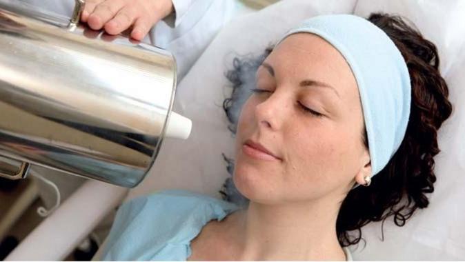 Что такое криотерапия? описание, особенности, показания и польза криотерапии