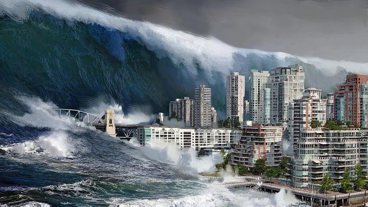 Как и почему возникают цунами? причины, фото и видео  - «как и почему»