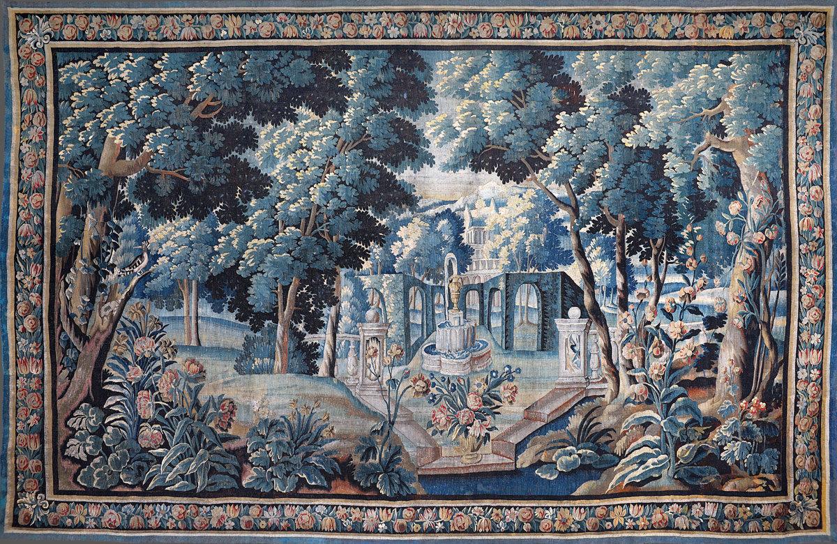 Ткань гобелен - описание, свойства, история появления