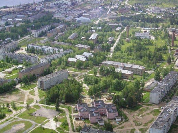 Посёлок