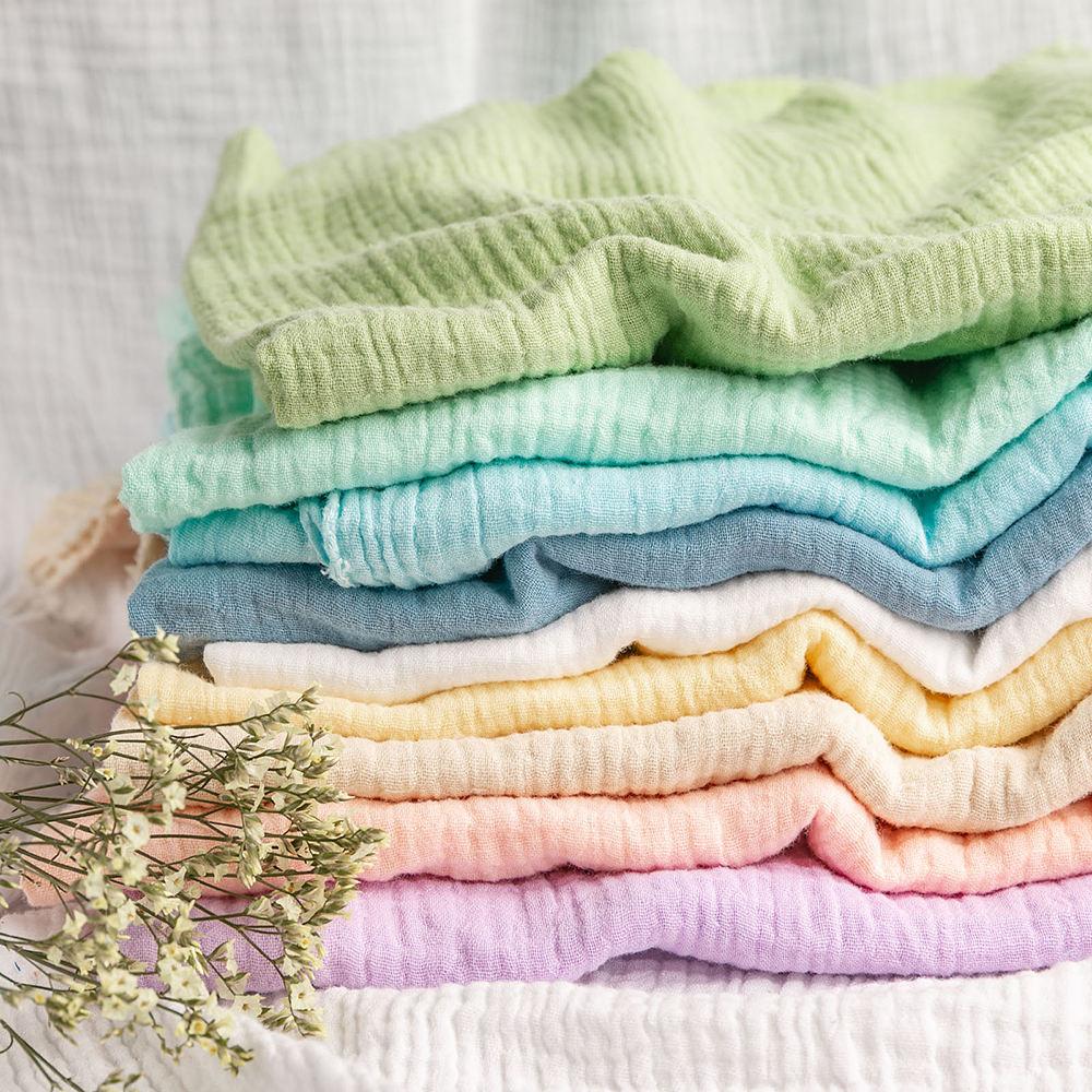 Секреты популярности муслина, свойства ткани, правила ухода