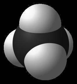 Метан — химические свойства