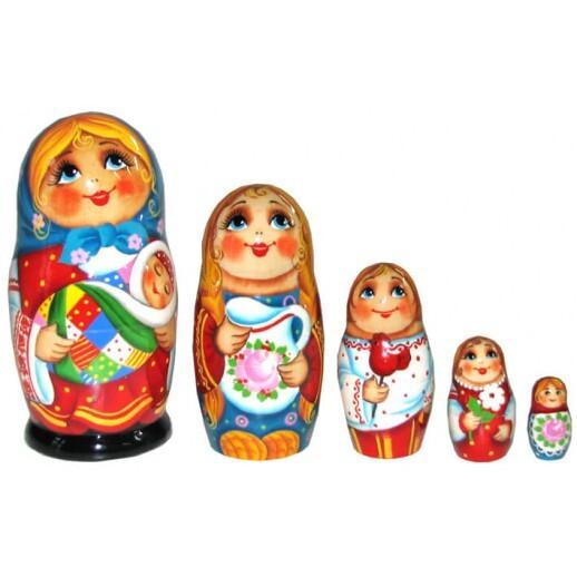 История появления русской матрешки: я так хочу! newsland – комментарии, дискуссии и обсуждения новости.